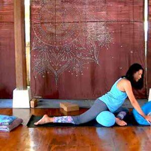 YinStorative - Ajeng Herliyanti - online class - The Yoga Rescue