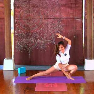 KAPHA Fit Yoga - online class - The Yoga Rescue